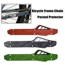 Bicycle Frame Chain Stay Posted Protector Care Cover Guard Bash Guard