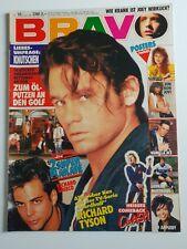 Bravo 15 / 4.4.1991 + New Kids on the Block / Richard Grieco Superplakat (0419)