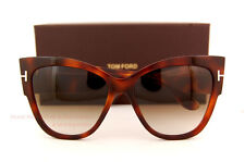 385ca155992da Brand New Tom Ford Sunglasses TF 0371 371 53F Havana Brown Gradient Women