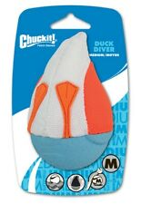 Chuckit! Amphibious Duck Diver Water Toy Medium - Pack of 2