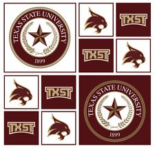 Texas State Fabric by the Yard
