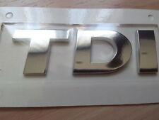 VW TDI,T5,T 5,7H,Transporter,Golf,Touran,Caddy,Polo,Schriftzug,Logo,Emblem,NEU