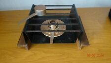 COPPER Alcohol STOVE BURNER Heater WARMER Fondue CAMPING Cooking