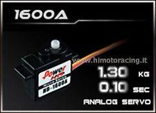 HD-1600A MINI SERVO AD ALTA VELOCITA' 1.3 kg 0.10 sec  HIGH SPEED POWER SERVO