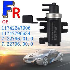 Electrovanne de turbo surpression pour BMW 11747796634 11742247906 7.22796.00.0