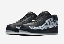 Men's Nike Air Force 1 Low '07 Skeleton QS Black Glow BQ7541-001 Brand New