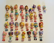 SHOPKINS Lil Shoppies Lot of 30 Action Figure Dolls + 1 Pony Horse NO DOUBLES