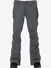 Burton Womens Paradox Pant - Faded - Medium