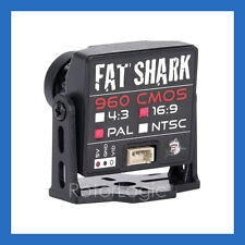 FatShark FSV1206 - 900TVL 16:9 CMOS Camera PAL - Fat Shark US Dealer