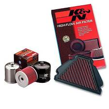 K&N Oil And Air Filter Combo For Suzuki 2002 SV650 K2