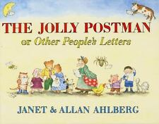 The Jolly Postman: By Ahlberg, Allan