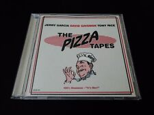 Jerry Garcia The Pizza Tapes David Grisman Tony Rice CD Acoustic Grateful Dead