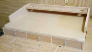 Modeller's Work Station/Storage Drawer Set