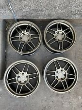 AME Tracer 17x8 Et35 5x114 Forged Enkei JDM Volk Rays Rot