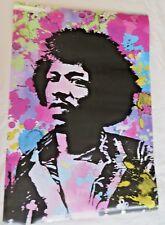 """Jimi Hendrix Poster 24"""" x 36"""" #8502"""
