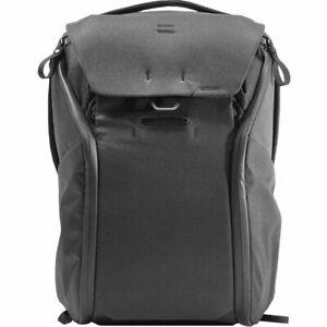 Peak Design Everyday Backpack V2 20L, black BEDB-20-BK. No Fees! EU Seller! NEW!
