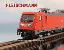 N - Fleischmann 738971 E-Lok BR 187 DB - AG Digital mit Sound Neu & OVP