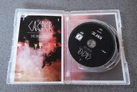 2-DVD: CASPER - Der Druck steigt / Live-Konzert / Tourfilm / Dokumentation