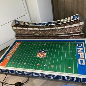 Tudor Electric NFL Football Game Rare Super Bowl Vintage Tested Works