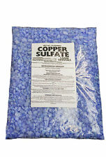 Copper Sulfate Crystals 10lb Bag (LARGE CRYSTAL)