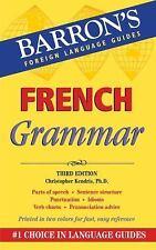 French Grammar: Beginner, Intermediate, and Advanced Levels (Paperback or Softba