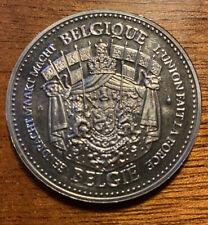 Medaille Rubens Belgique