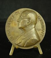 Medal Herve Budes to Guebriant Saint Pol of Leon Britain Breizh 68 mm Medal