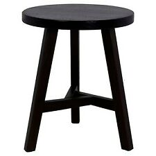 Chase End Table Dark Brown - Threshold