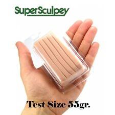 Super Sculpey Beige 55 gr - TEST FORMAT - OOAK Sculpting Clay - Try it NOW!