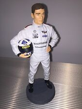 Exoto / David Coulthard F1 / McLaren Mercedes-Benz / Hand Painted Figurine / 1:8