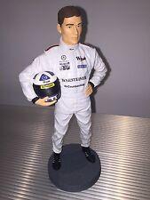 Exoto / David Coulthard F1 / McLaren Mercedes-Benz / Hand Painted Figurine / 1:8