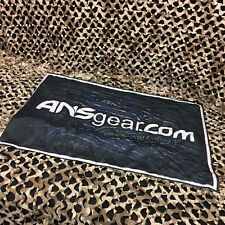 """New Ans Exclusive Paintball Banner 41"""" x 26"""" - Blue"""