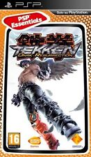 Tekken: Dark Resurrection [Sony PlayStation PSP, Essentials, Region Free] NEW
