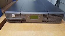 Dell Powervault TL2000 Rackmount Backup Tape Library LTO3 SCSI 2 x Tape Magazine