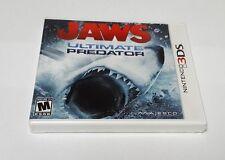 Jaws: Ultimate Predator (Nintendo 3DS, 2011)