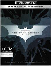 THE DARK KNIGHT TRILOGY   (4K ULTRA HD) - Blu Ray -  Region free