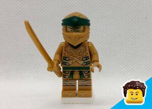 LEGO NINJAGO  ★  Goldener Ninja Llyod (aus Legacy-Reihe, Set 70666)  ★  NEU