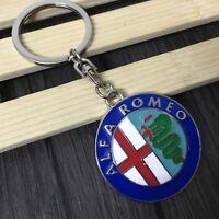 Portachiavi Alfa Romeo 147 156 55 159 brera gtv 156 gta mito giulietta trapezio