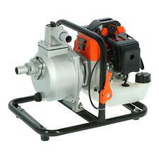 Pompa motore benzina / pompa acqua 1 pollice, 2 tempi, 15.000 litri all'ora. ...