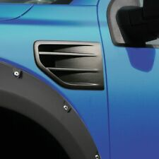 Fits 15-19 Ford F150 Air Design Cut In Functional Front Fender Vents Pr FO20A17