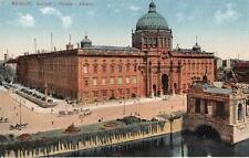 """antique german postcard Berlin"""" Castle Palais  """"3339"""""""
