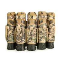 New HK Army Zero G 5+4 Paintball Pod Harness / Pack - HSTL Camo
