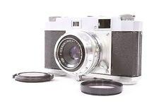 Ricoh 35S 35mm Film Rangerfinder Camera w/ 45mm F/2.8 Lens NR MINT