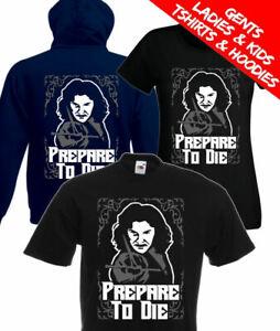 The Princess Bride Inigo Montoya Retro Movie T Shirt / Hoodie