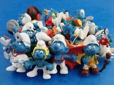 Vintage Mini Figures SMURFS Peyo Schleich Toys etc  / Choose Your Smurf!