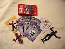 Spider Man Action Figurines and Card Game