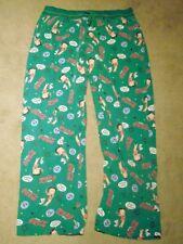 Betty Boop Drink Coca Cola Women's Pajama Bottoms/ Lounge Wear M(8-10)