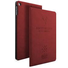 Bolsa de Diseño Cubierta Trasera Elegante Rojo Vino para Apple iPad Pro 10.5