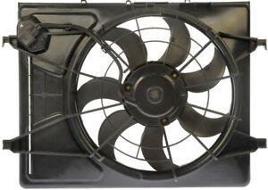 Auxiliary Fan Assembly For 2007-2010 Hyundai Elantra 2008 2009 Dorman 620-493