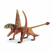 Schleich 15012 Dimorphodon Model Prehistoric Dinosaur Figurine 2019 - NIP